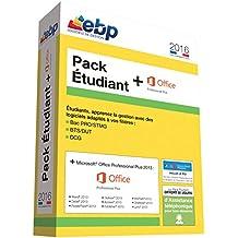 EBP Pack Etudiant 2016 - Offre Spéciale MS 2013