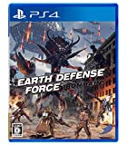 ?PS4?EARTH DEFENSE FORCE:IRON RAIN