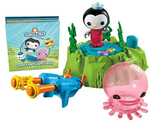 Fisher-Price Octonauts Peso & the Giant Comb Jelly Playset by Fisher-Price -
