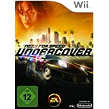 Need for Speed Undercover [Software Pyramide] - [Nintendo Wii]