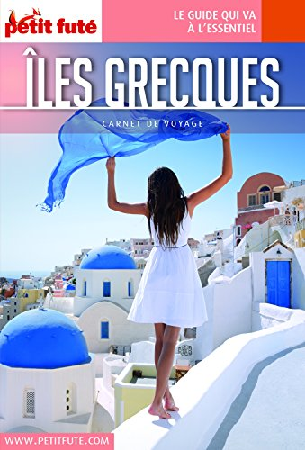 Descargar Libro ÎLES GRECQUES 2018 Carnet Petit Futé de Dominique Auzias