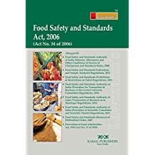 Food Safety and Standards Act, 2006