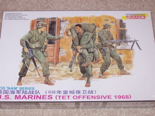 US MARINE FIGURINES 1968