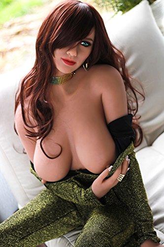 Silikon-realistische Sex-Puppe Lifesize Adult Liebespuppe für Männer vollbusige Sex-Roboter - 8