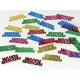 Kogler Happy Birthday Konfetti im Beutel, 10 g, gemischt, Einheitsgröße