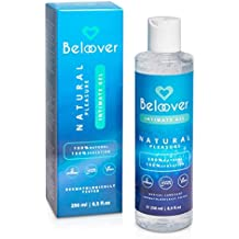 Gel lubricante sexual, Beloover. Lubricante natural, ingredientes 100% naturales. Excelente lubricante
