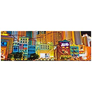 Group Asir LLC 3090C - 43 Horizon Decorative Painting Canvas, Multi-Colour