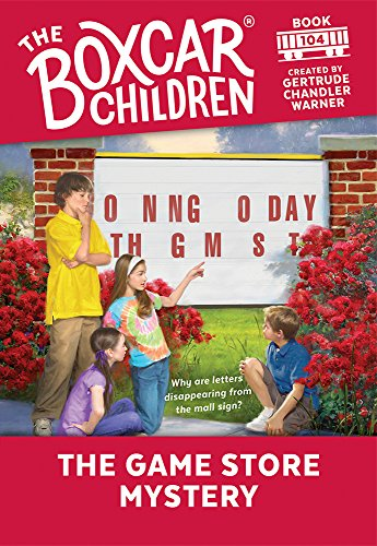 The Game Store Mystery (The Boxcar Children Mysteries Book 104) (English Edition)