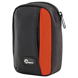 Lowepro Newport 10 Bag for Camera - Black/Pepper Red