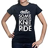 Some Grandmas Ride Ladies Biker Mother's Day Gift T-shirt
