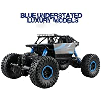 AmaMary Radio Controlled Cars Off Road 2.4GHZ 1:18 Scale 4WD Rock Climber Radio Remote Control Off Road RC Car - Compare prices on radiocontrollers.eu
