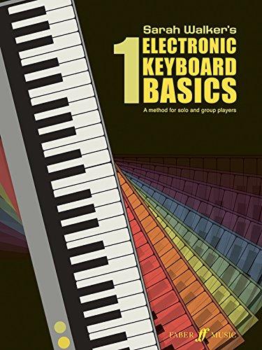 Electronic Keyboard Basics 1 (PianoWorld)