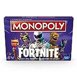 Monopoly Fortnite, Juego de Mesa a Partir de 13 años Regalo para Jugadores de Juegos