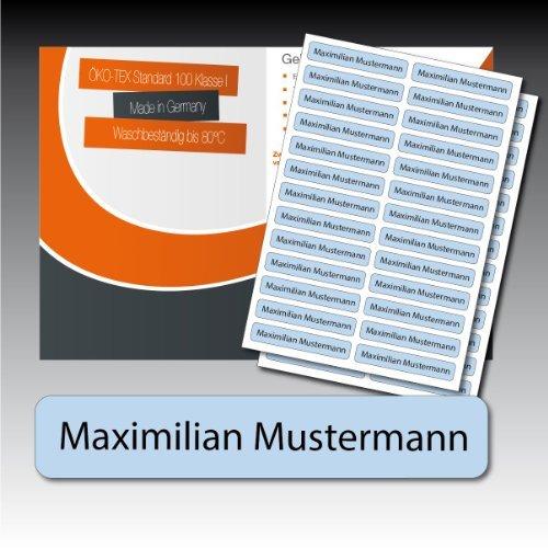 128-gedruckte-selbstklebende-namen-etiketten-hellblau-schwarze-schrift-6-mm-x-35-mm-max-25-zeichen-i