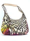 Just Cavalli , Sac pour femme à porter à l'épaule multicolore multicolore