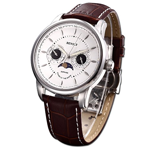 simple quartz watch/business casual watches/ strap waterproof watch-a