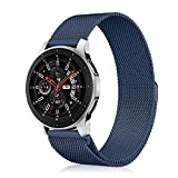 Fintie Bracelet pour Samsung Galaxy Watch 46mm/Gear S3 Frontier/Classic Smartwatch -...