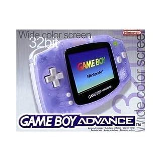 Nintendo Clear Blue Console (GBA)