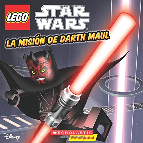 La misión de Darth Maul (LEGO Star Wars) (Spanish Edition)