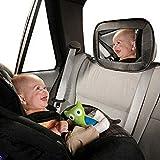 URAQT Baby Auto Spiegel, Rückspiegel für Baby,Sicherheitsspiegel,Kinderrücksitz Spiegel