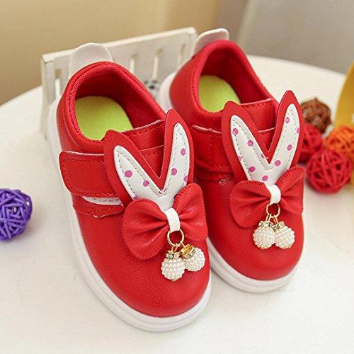 Bild von Igemy 1Paar Frühling Herbst Kinder Turnschuhe Kinder Schuhe Mädchen Schuhe Fliege Mädchen Schuhe