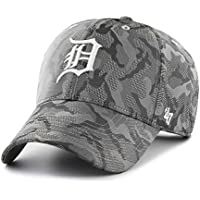 new product 51e42 7baf8  47 Brand Detroit Tigers Smokelin MVP Adjustable MLB Cap.