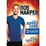 Bob Harper Totally Ripped Core [DVD] [Edizione: Regno Unito]