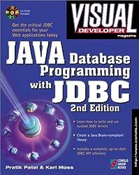 Java Database Programming with Jdbc (Visual Developer)