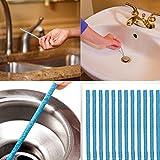 Neue 12Pack Sticks Abflussreiniger Geruch Entferner Küche Badewanne Saubere Spüle Schmutz