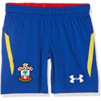 Under Armour Kids' Southampton FC Away Replica Shorts, Royal (400), Medium