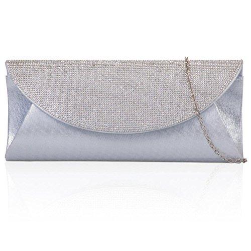 xardi-londres-metallise-shimmer-embrayage-rabat-strass-de-mariee-mesdames-soiree-sacs-argent-silver-
