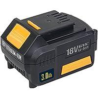 GMC GMC18V30 Batterie Li-ion 18 V haute capacité