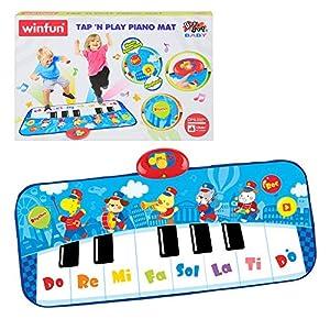 winfun - Alfombra piano de (44752)