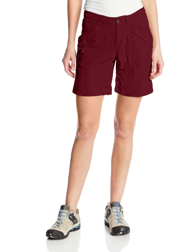 Royal Robbins Backcountry Damen Walker Shorts Wild Berry