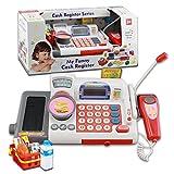 Best Toy Cash Registers - UniM Kids Cash Register Toy Children Educational Cash Review