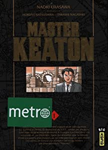 Master Keaton Edition simple Tome 1