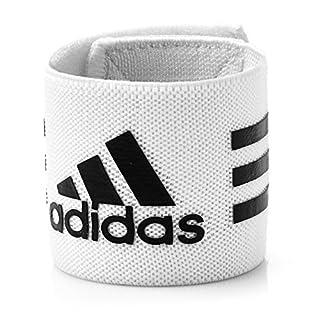 adidas Herren Knöchelbänder, weiß (white/black), One size, 604433