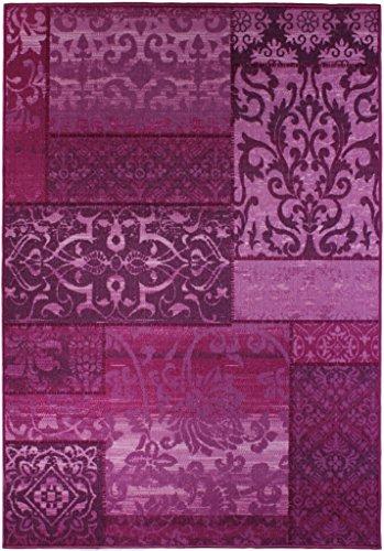 andiamo-1100359-teppich-classique-80-x-150-cm-ornament-lila