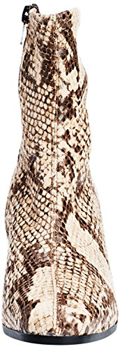 Tamaris Damen 25007 Kurzschaft Stiefel Braun (Cream Snake 491)