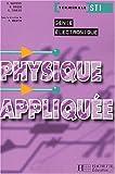 Image de Physique appliquée, Terminale STI Génie électronique