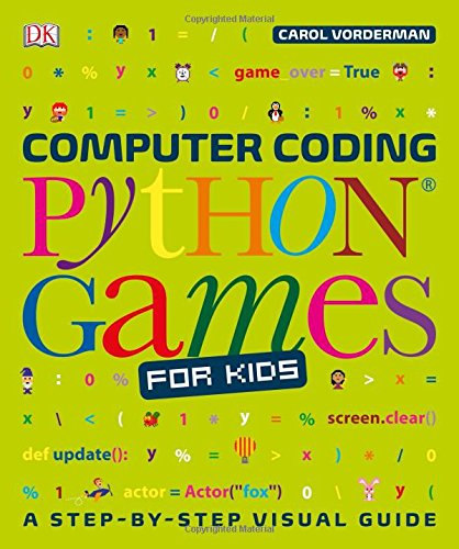 Computer Coding Python Games for...