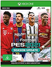 Efootball Pro Evolution Soccer (PES) 2021 Season Update - Xbox One [Edizione: Regno Unito]