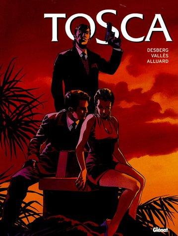 Tosca, Tomes 1 à 3 : Coffret en 3 volumes : Tome 1, L'âge du sang ; Tome 2, Le choix d'Angelina ; Tome 3, dans le meilleur des mondes