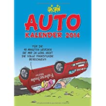 Auto Kalender 2014