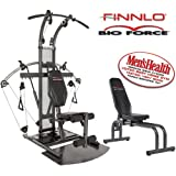 Finnlo Bio Force Ultimate Plus Multi Gym, German brand, 3 years warranty