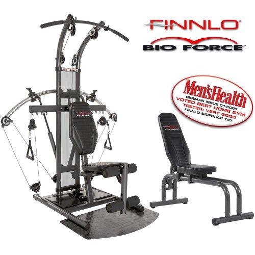 Finnlo bio force ultimate plus multi gym german brand