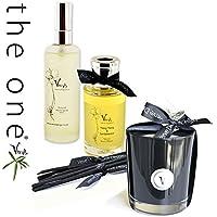 Natural Home Fragrance Gift innovativo-Profumatore per ambienti con bastoncini, Room