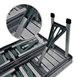 Trail Aluminium Folding Picnic Table and Chairs