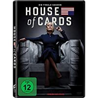 House of Cards - Die komplette sechste Season