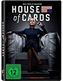 House of Cards - Die komplette sechste Season (3 Discs)